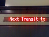 Next Transit to